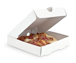 MINI BOX PIZZA